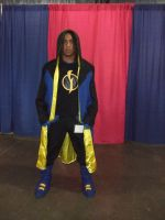 AB 12: Static Shock by Black-Angel-of-Mercy