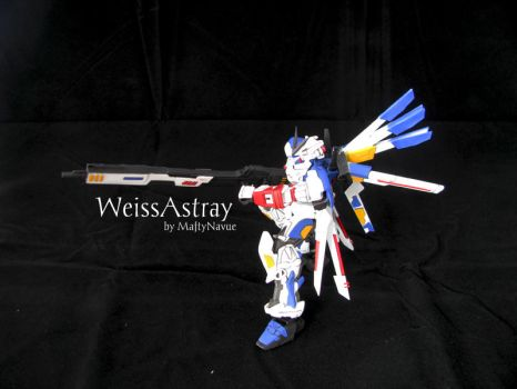 MBF-02S WeissAstray Action 2 by MaftyNavue