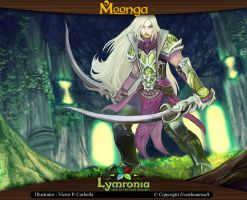 Moonga - Knight of Spring by moonga