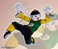 Chiaotzu by Blue-Uncia