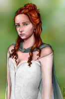 Sansa Stark by MartAiConan