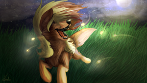 Fireflies - Hannah by Sniperisawesome