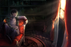 A Killer's Repose by yuumei