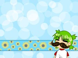 Yotsuba Wallpaper by maggiekarp