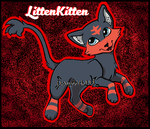 LittenKitten Icon by doryphish333