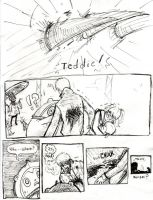 P4 Comic: OKay page 1 by cupil