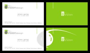 New Namecard by ivision