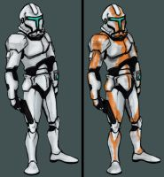 Storm Trooper by SonofReorx