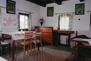 Cottage Interior by PaperRoman