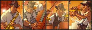 Close-up Jazz-Club by MabaProduct