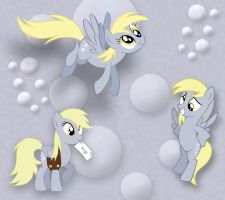Droid Wallpaper: Derpy Hooves by JDiPierro