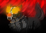 Hell beast by wolfhound56200