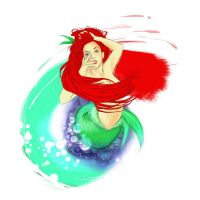 Ariel - Lust by a-ray