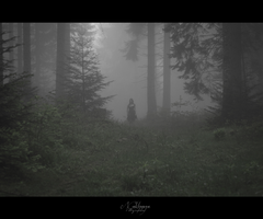 Her ghost in the Fog by Nakhana