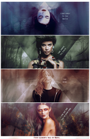 Four Elements - Tags by sonaiveyetso