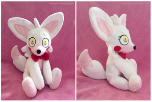 :: Five Nights at Freddy's Mangle Plush 2 :: by Fallenpeach