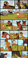 CC Round 2 Page 1 by corvusraven
