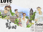 Lee Jong Suk by xForeverwitchy