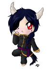 AT: Chibi Hyun by marii-vamp