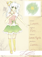 Tea Essence: Lunaire by aokamei