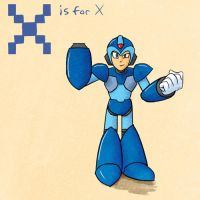 X is for X by KeithAErickson