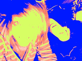 Ella And I Got Bored by NeonDance123