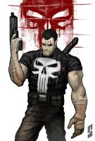 Punisher by saadirfan