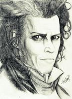 Sweeney Todd is Coming Updated by MatsuoAmon