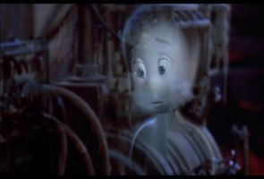 Casper, UR60: Sad Casper by harroldsheep