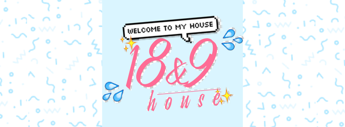 WELCOME TO MY HOUSE by MinaDesigner