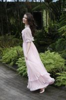 Danielle pink dress 21 by CathleenTarawhiti