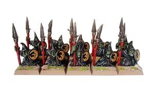 Night Goblins Regiment by Woolfred
