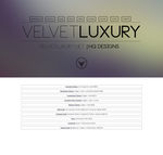 VELVETLUXURY NET HTML  Simple Design by DontCallMeEve