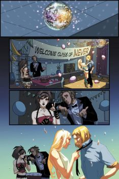 Runaways v3 issue 11 page 8 by CeeCeeLuvins