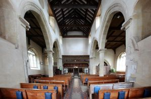 St James' Church Avebury, Interior by s-kmp