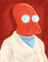 Zoidberg by dreamwatcher7