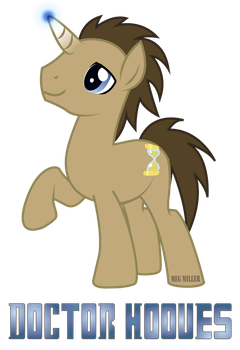 Doctor Hooves by be-my-revolution