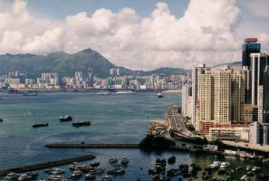 Hong Kong by ashkey