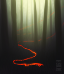 Into the woods by imke14