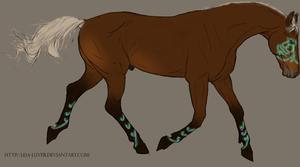 Celtic Stallion 4 by ReeseS8