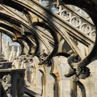 Flying Buttresses.. by solnascens