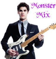 Darren Criss PNG 6 by TwilightCullenette