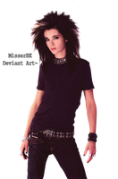 Bill Kaulitz - Render~ by MisserBK