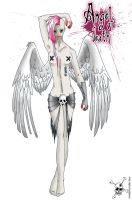 NEW Angel of Death II by Mad3m0is3ll3-K3y