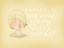Big Amazing by perfectnoseclub