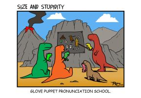 Pronunciation School by Size-And-Stupidity