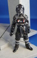 Custom TIE Fighter Pilot by TheProsFromDover