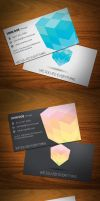 Cubic Business Card by KaixerGroup