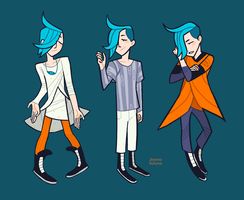 OD Outfits 3 by oxboxer