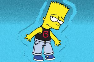 Bart by maxyai
